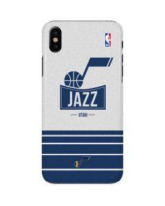 Utah Jazz Static iPhone X Lite Case