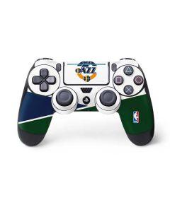 Utah Jazz White Split PS4 Pro/Slim Controller Skin