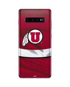 Utah Utes Galaxy S10 Plus Skin