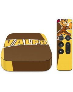 Valpo Crusaders Apple TV Skin