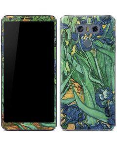 van Gogh - Irises LG G6 Skin