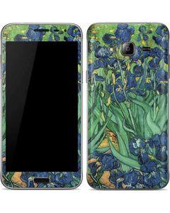 van Gogh - Irises Galaxy J3 Skin