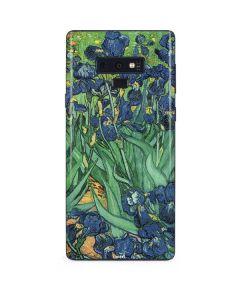 van Gogh - Irises Galaxy Note 9 Skin