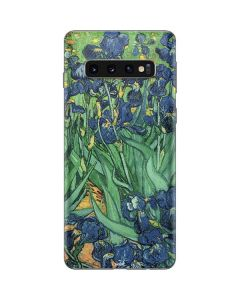 van Gogh - Irises Galaxy S10 Skin