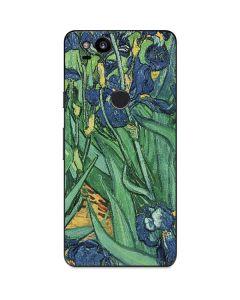 van Gogh - Irises Google Pixel 2 Skin