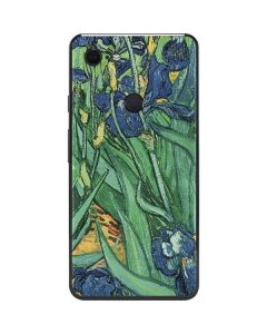 van Gogh - Irises Google Pixel 3 XL Skin