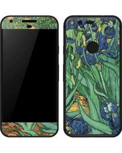 van Gogh - Irises Google Pixel XL Skin