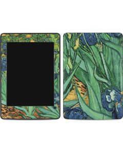 van Gogh - Irises Amazon Kindle Skin