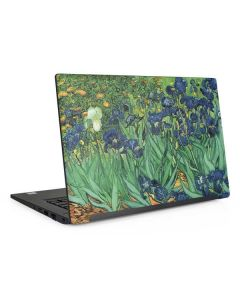 van Gogh - Irises Dell Latitude Skin