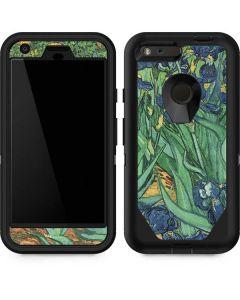 van Gogh - Irises Otterbox Defender Pixel Skin
