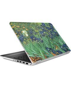 van Gogh - Irises HP Pavilion Skin