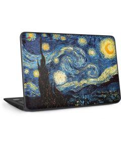 van Gogh - The Starry Night HP Chromebook Skin