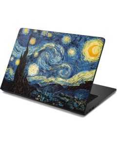 van Gogh - The Starry Night Dell Chromebook Skin