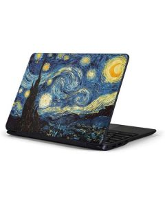 van Gogh - The Starry Night Samsung Chromebook Skin