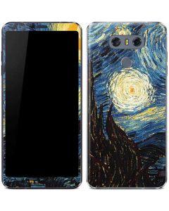 van Gogh - The Starry Night LG G6 Skin