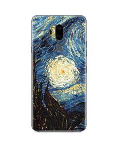 van Gogh - The Starry Night G7 ThinQ Skin