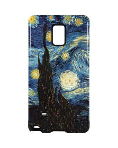van Gogh - The Starry Night Galaxy Note 4 Pro Case