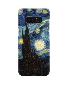 van Gogh - The Starry Night Galaxy Note 8 Lite Case
