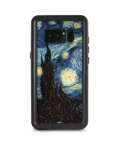 van Gogh - The Starry Night Galaxy Note 8 Waterproof Case