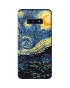 van Gogh - The Starry Night Galaxy S10e Skin