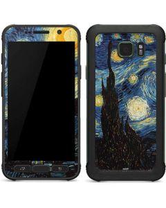 van Gogh - The Starry Night Galaxy S7 Active Skin