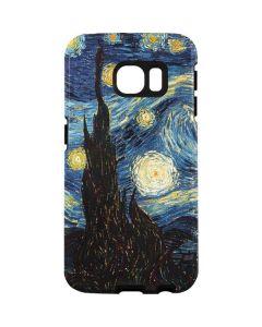 van Gogh - The Starry Night Galaxy S7 Edge Pro Case