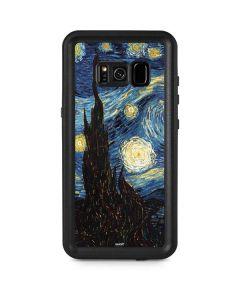 van Gogh - The Starry Night Galaxy S8 Plus Waterproof Case