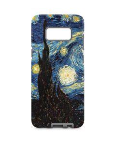 van Gogh - The Starry Night Galaxy S8 Pro Case