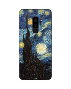 van Gogh - The Starry Night Galaxy S9 Plus Skin
