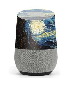van Gogh - The Starry Night Google Home Skin