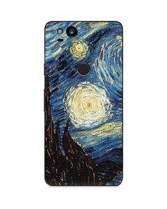 van Gogh - The Starry Night Google Pixel 2 Skin
