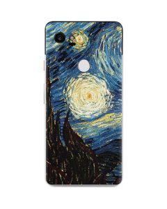 van Gogh - The Starry Night Google Pixel 2 XL Skin