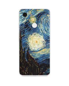van Gogh - The Starry Night Google Pixel 3 Skin