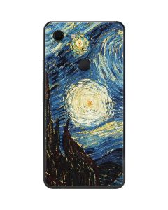 van Gogh - The Starry Night Google Pixel 3 XL Skin