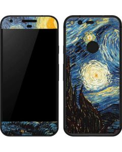 van Gogh - The Starry Night Google Pixel Skin