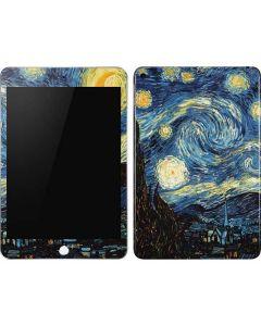 van Gogh - The Starry Night Apple iPad Mini Skin