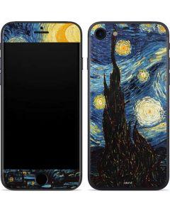 van Gogh - The Starry Night iPhone 7 Skin