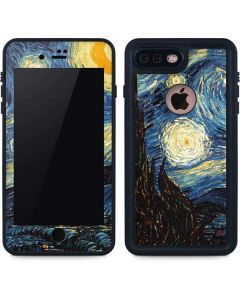 van Gogh - The Starry Night iPhone 8 Plus Waterproof Case