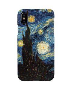 van Gogh - The Starry Night iPhone XS Lite Case