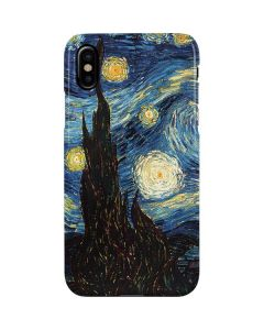 van Gogh - The Starry Night iPhone XS Max Lite Case