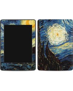 van Gogh - The Starry Night Amazon Kindle Skin