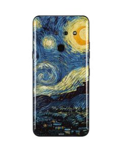 van Gogh - The Starry Night LG G8 ThinQ Skin