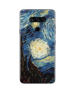 van Gogh - The Starry Night LG V40 ThinQ Skin