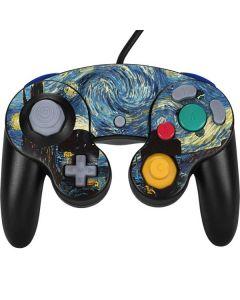 van Gogh - The Starry Night Nintendo GameCube Controller Skin
