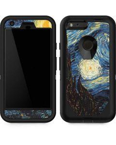 van Gogh - The Starry Night Otterbox Defender Pixel Skin