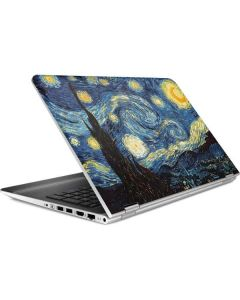 van Gogh - The Starry Night HP Pavilion Skin