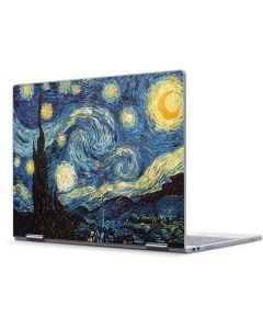 van Gogh - The Starry Night Pixelbook Skin
