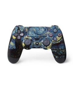 van Gogh - The Starry Night PS4 Pro/Slim Controller Skin
