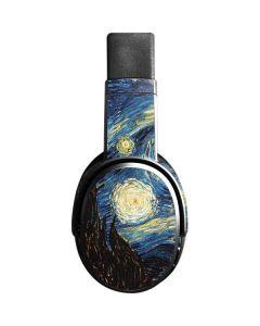 van Gogh - The Starry Night Skullcandy Crusher Wireless Skin