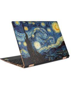 van Gogh - The Starry Night HP Spectre Skin
